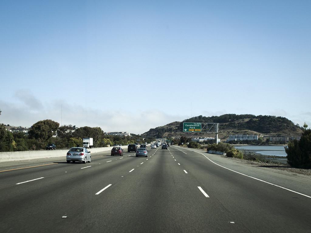 California Higway 2