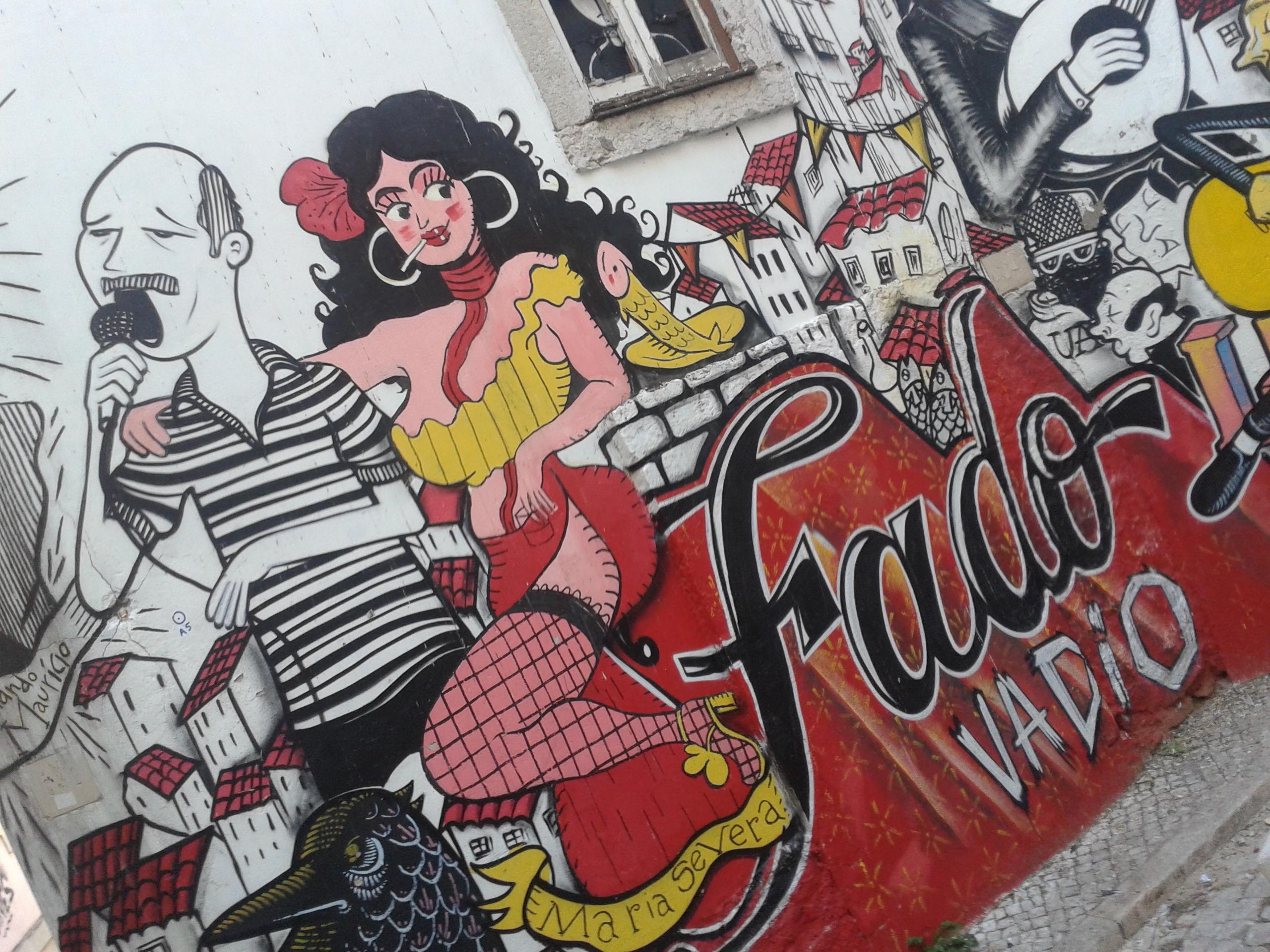 Lisbon street image 02 by Rubén Díez