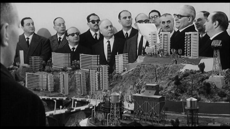 Las manos sobre la ciudad (Rosi, 1963).