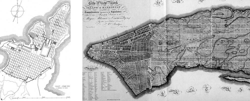 El Pireo y Nueva York , 2300 años después