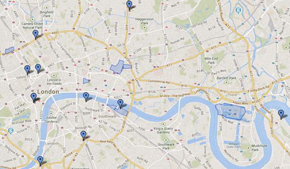 Simone Belli - Espacios publicos privatizados en Londres2