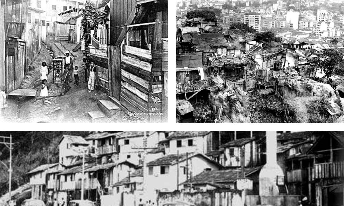 Favelas 01 by Mariana Torres