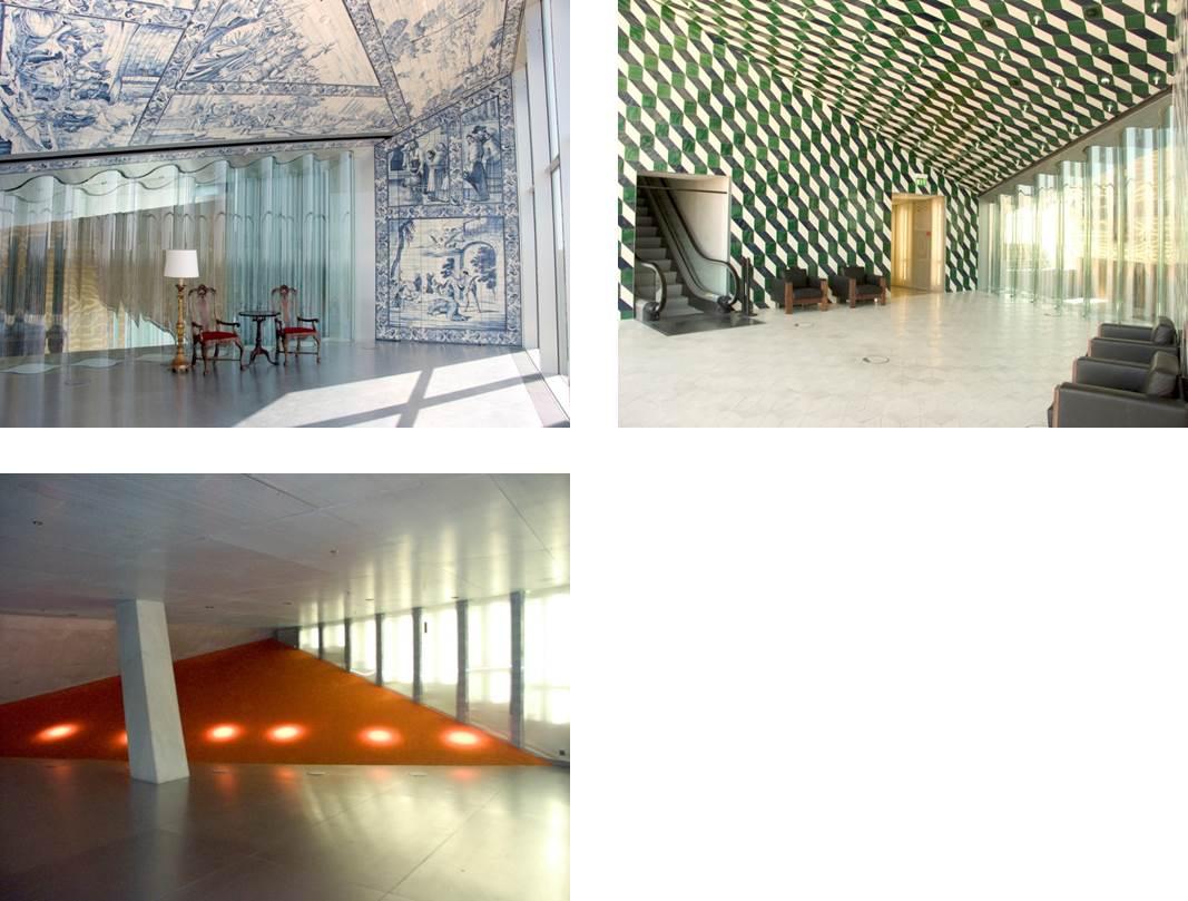 Koolhaas - Casa de música, Oporto