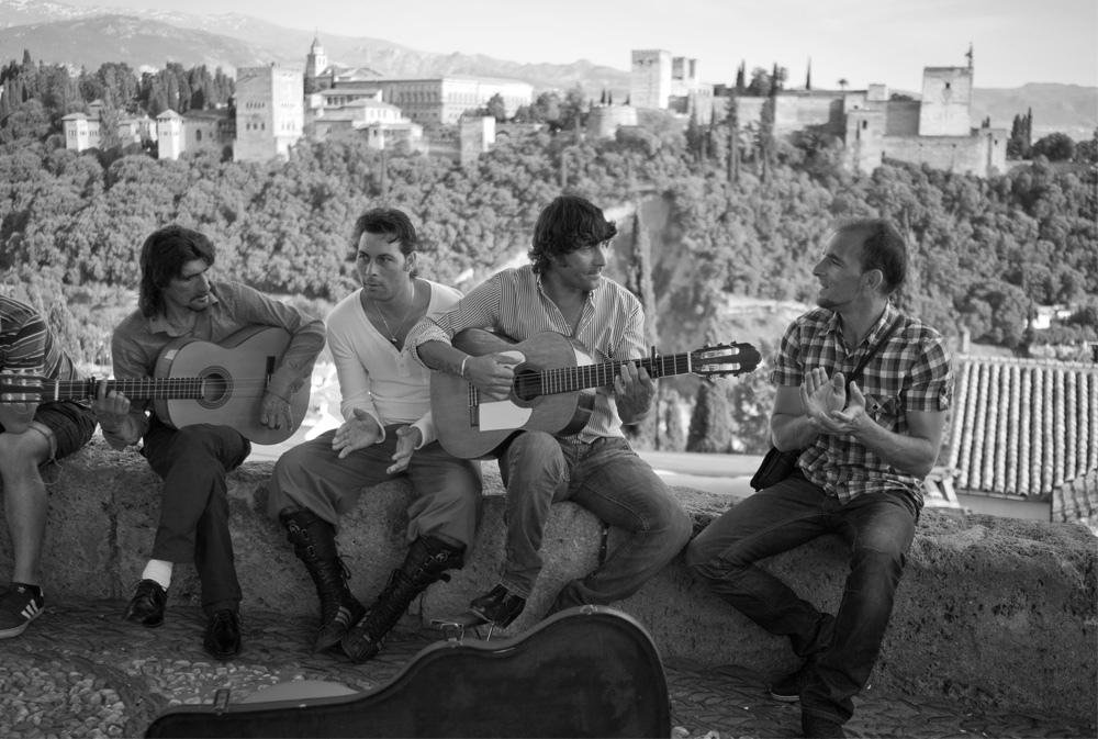 Música en San Nicolás by Fermín R.F. in flickr - no modificar
