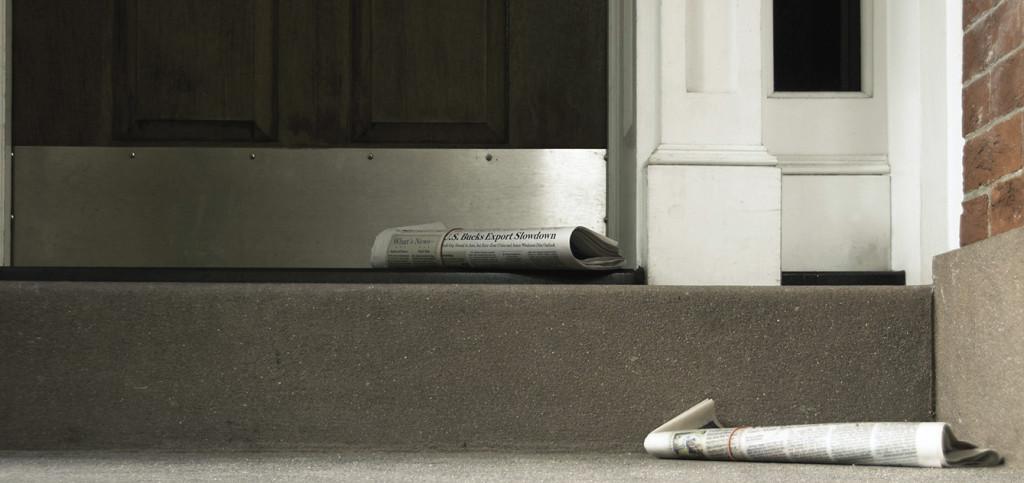 At home © César La Calle