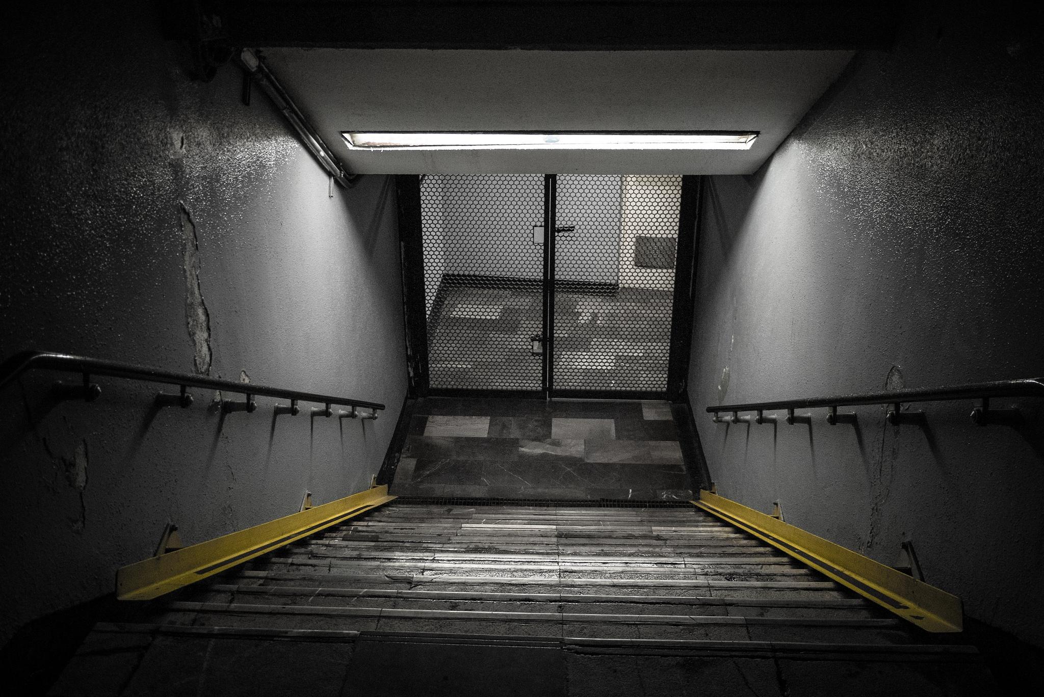 Opciones de transporte nocturno en el DF by Eneas de Troya vía Flickr
