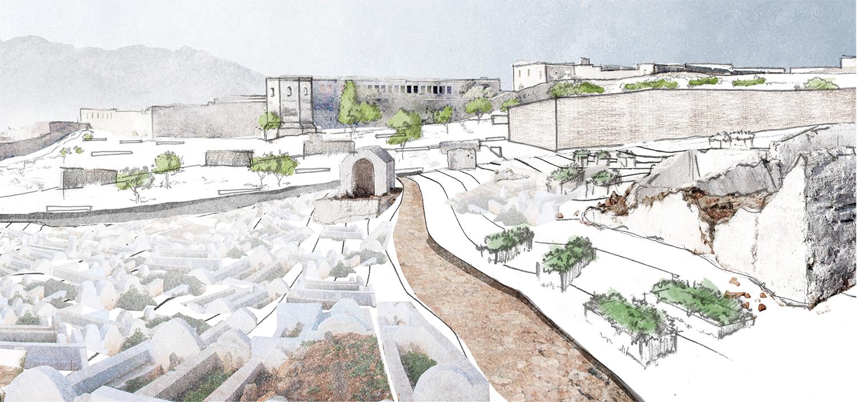 Paisaje patrimonial estudio y propuesta sobre el for Arquitectura de proyectos