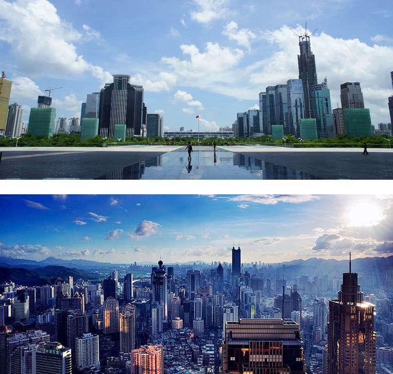 Shenzhen Futian by Yida Xu in flickr