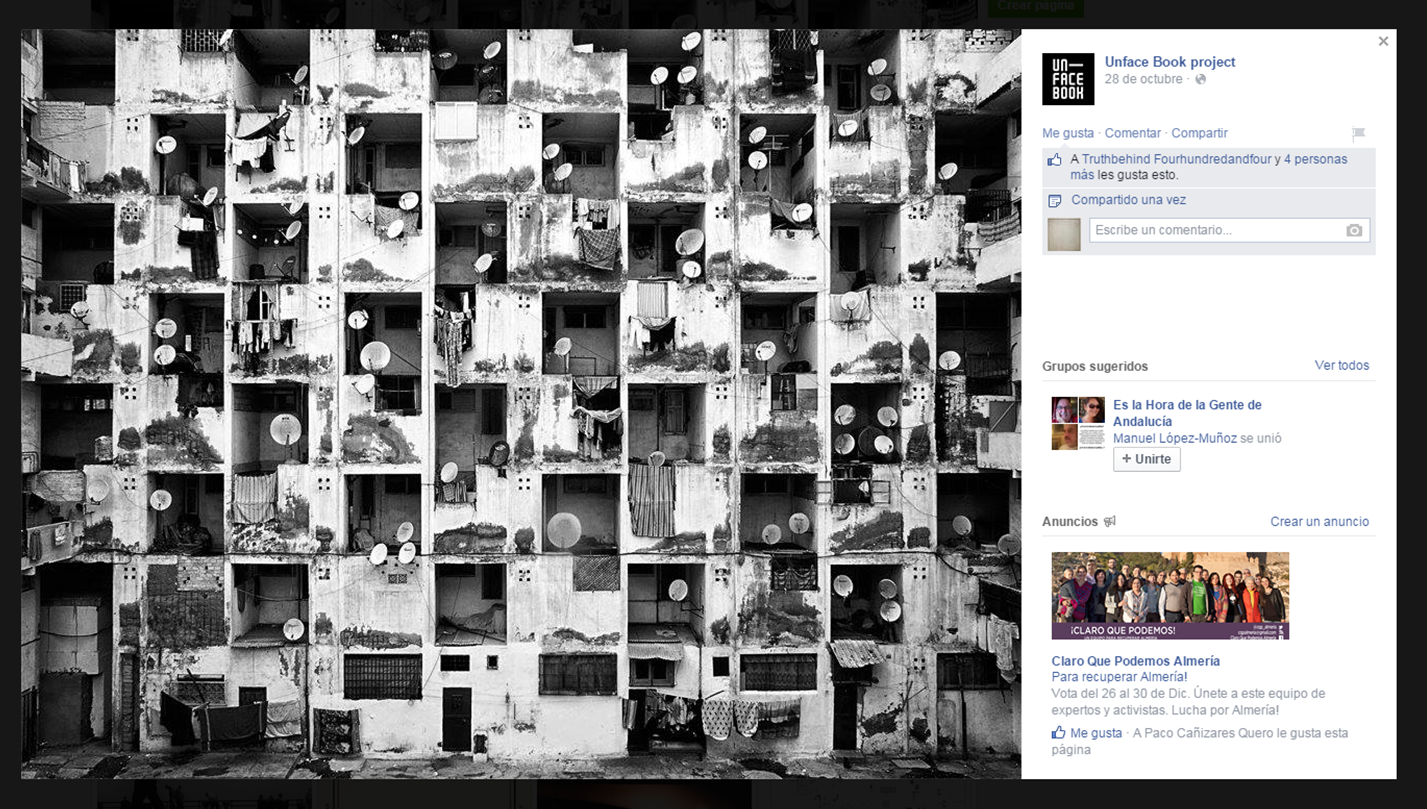 Unface Book Project edited by Vivok Works