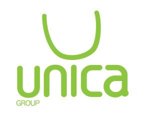 logo Unica blanco