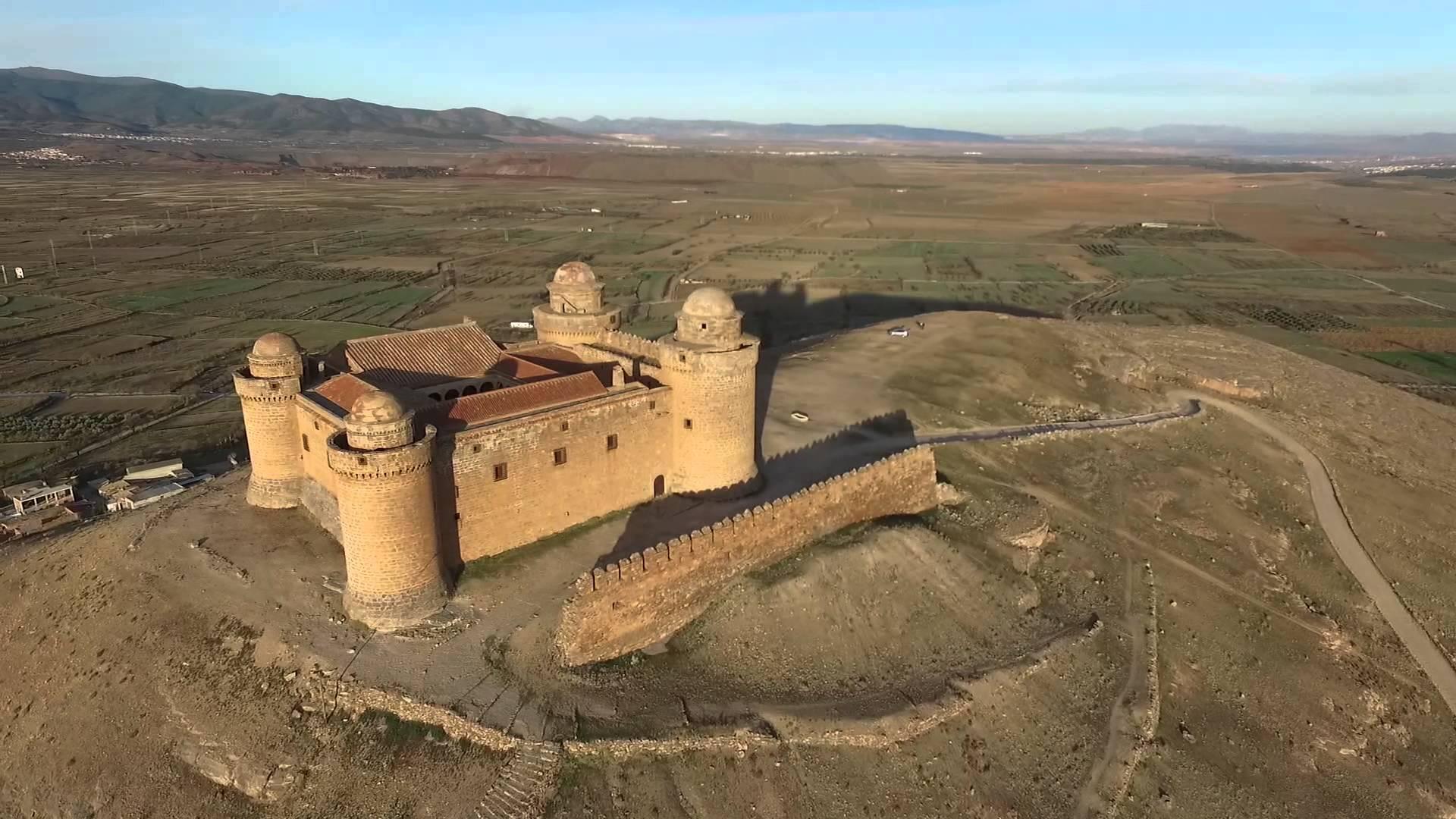 Castillo de la calahorra granada fotos