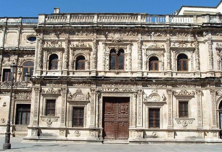 Diego De Ria O Arquitecto 1534 Identidad E Imagen De
