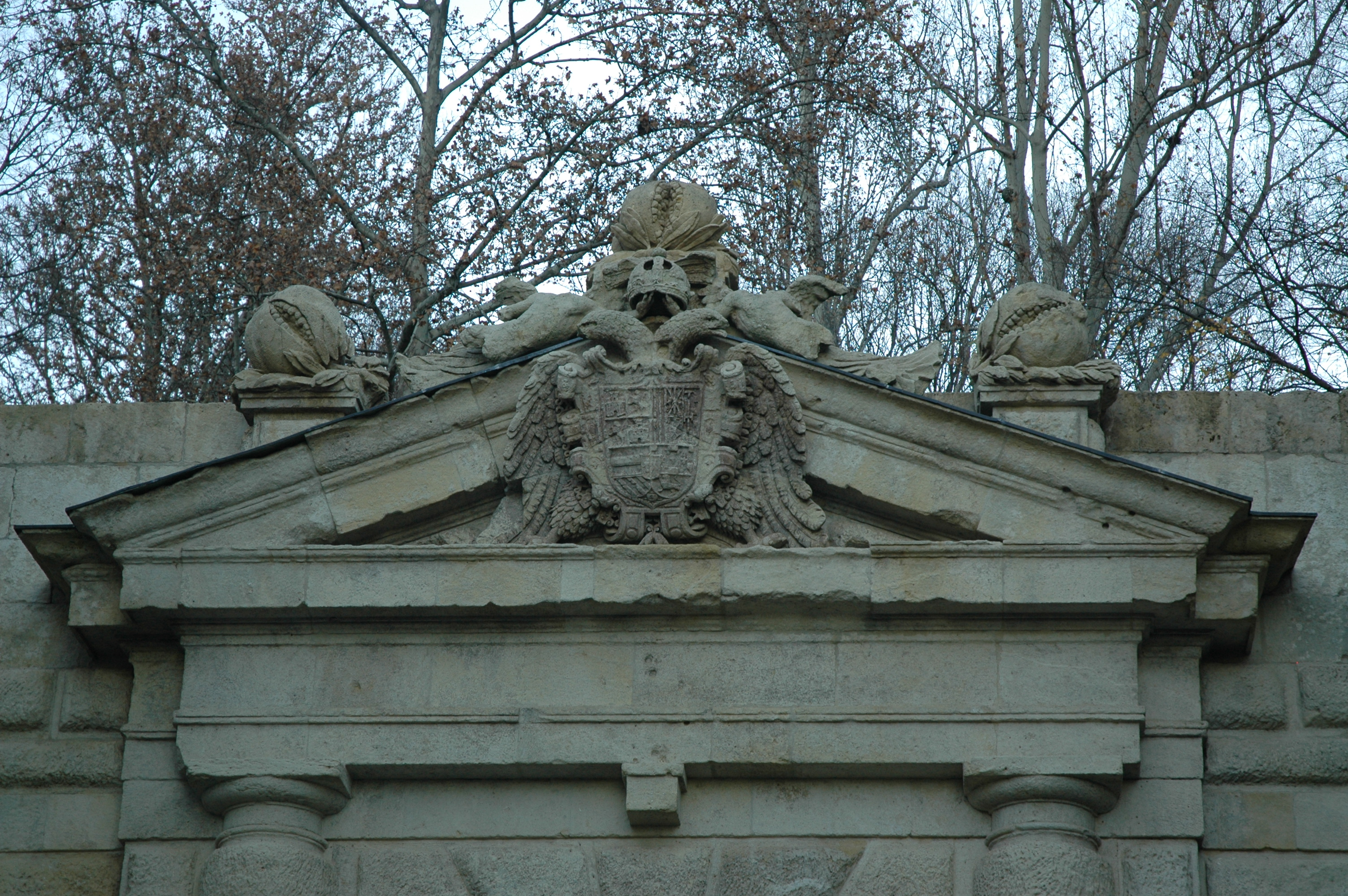 Puerta De Las Granadas Identidad E Imagen De Andaluc A