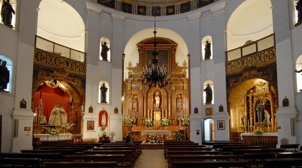 Sto. Cristo de la Salud de Málaga / San Judas Tadeo S-XVIII (R.M. SXVIII-P111) Fig.-3_santo-cristo