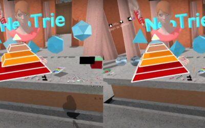 Prismas y pirámides en 3D