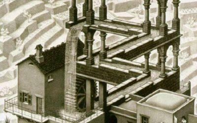 Poliedro de Escher