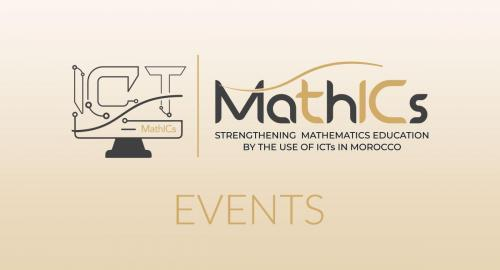First MathICs Dissemination Events