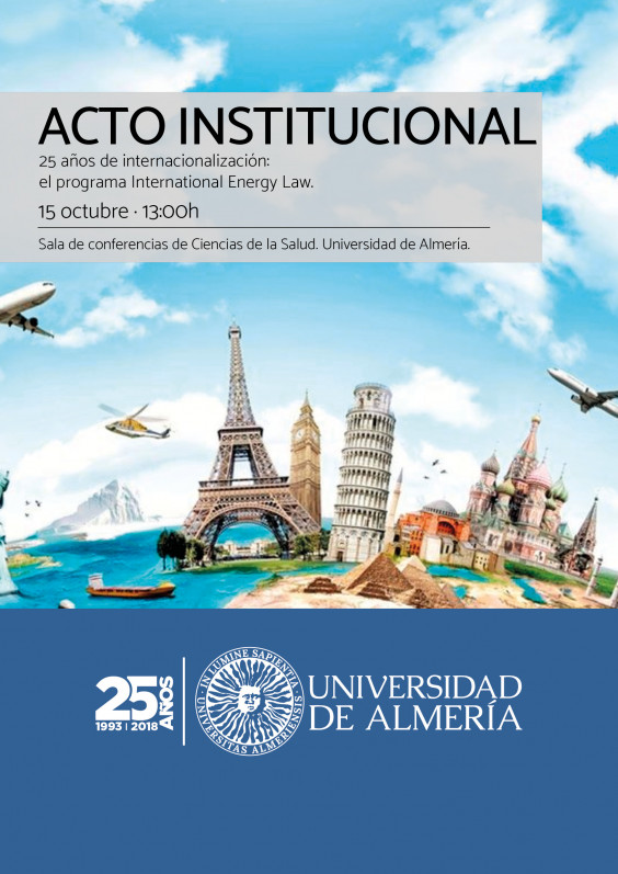 25 años de internacionalización: el programa international energy Law