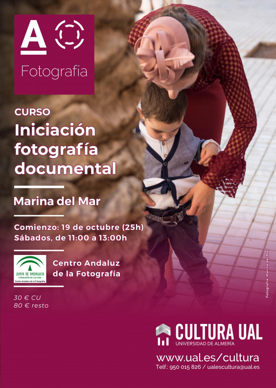 Iniciación a la fotografía documental