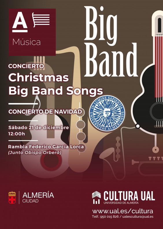 Christmas big band songs