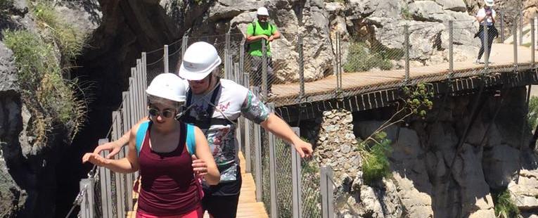 Combinada Cueva de Nerja-CAMINITO DEL REY 2
