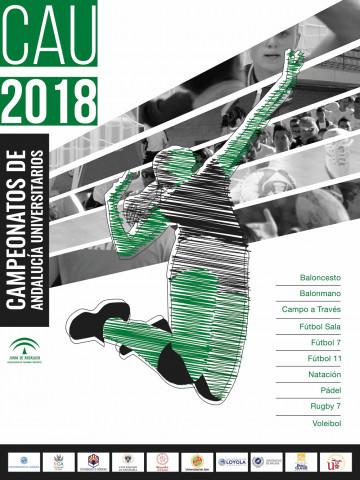 Campeonato de Andalucia Universitario de Balonmano
