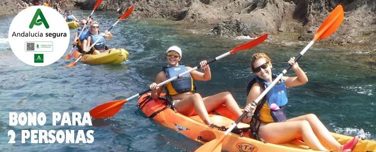Ruta en Kayak (BONO DOBLE)