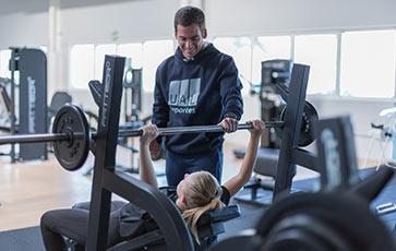 UAL Activa entrenador personal