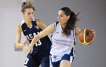 Selección de baloncesto de la UAL