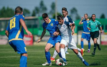 Selección de fútbol de la UAL