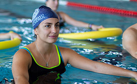 UAL Swimming